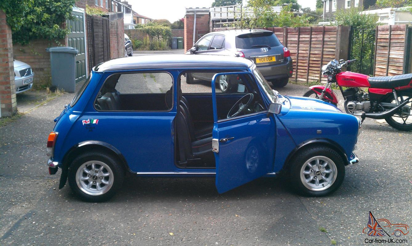 Classic Mini Italian Job Limited Edition
