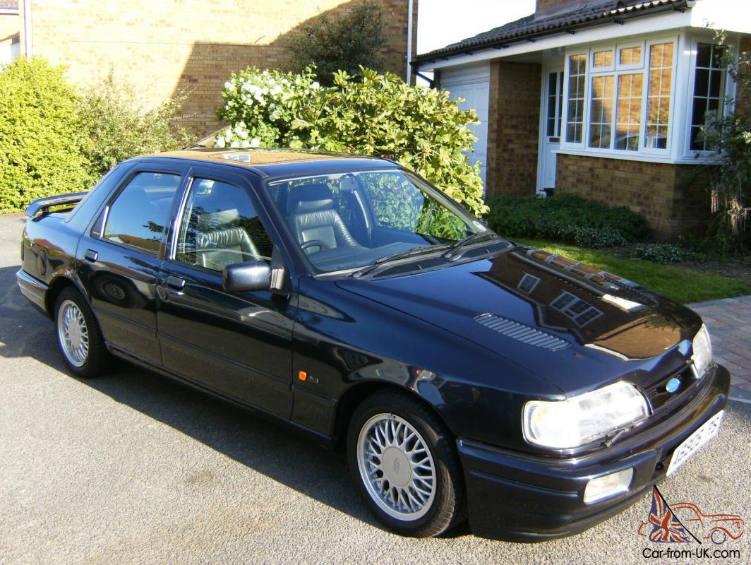 ford sierra sapphire rs cosworth 4x4 immaculate original. Black Bedroom Furniture Sets. Home Design Ideas
