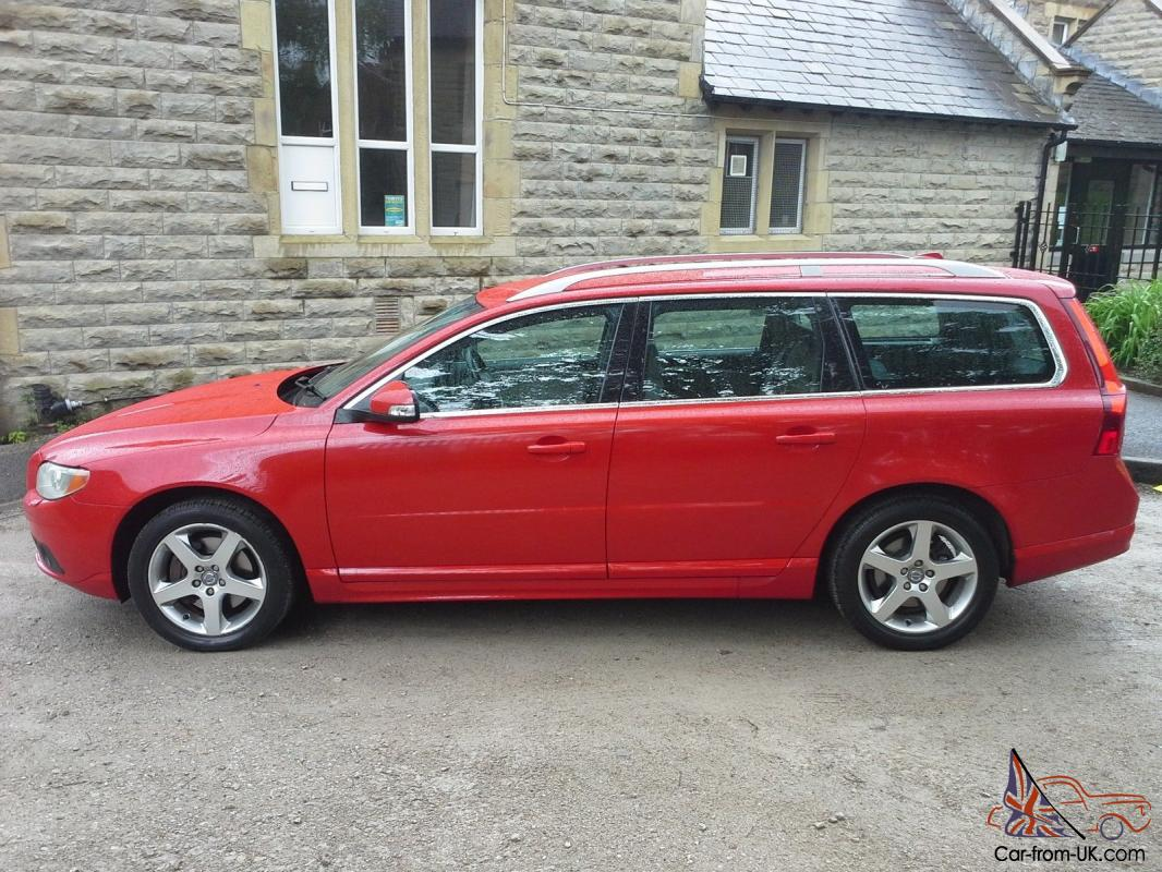 direct ex company 2008 volvo v70 se lux d5 auto estate full service history. Black Bedroom Furniture Sets. Home Design Ideas