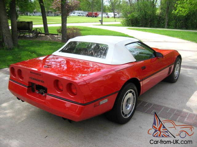 chevrolet corvette convertible for sale in sioux falls sd autos post. Black Bedroom Furniture Sets. Home Design Ideas