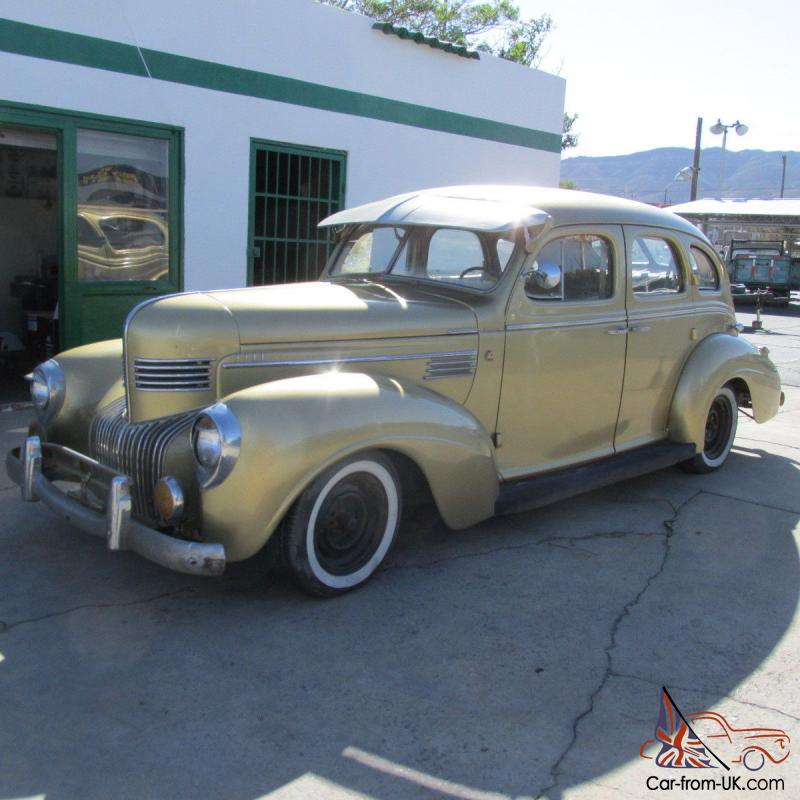 1939 royal 4 dr sedan hot rod dodge rat plymouth 1936 for 1936 dodge 4 door sedan