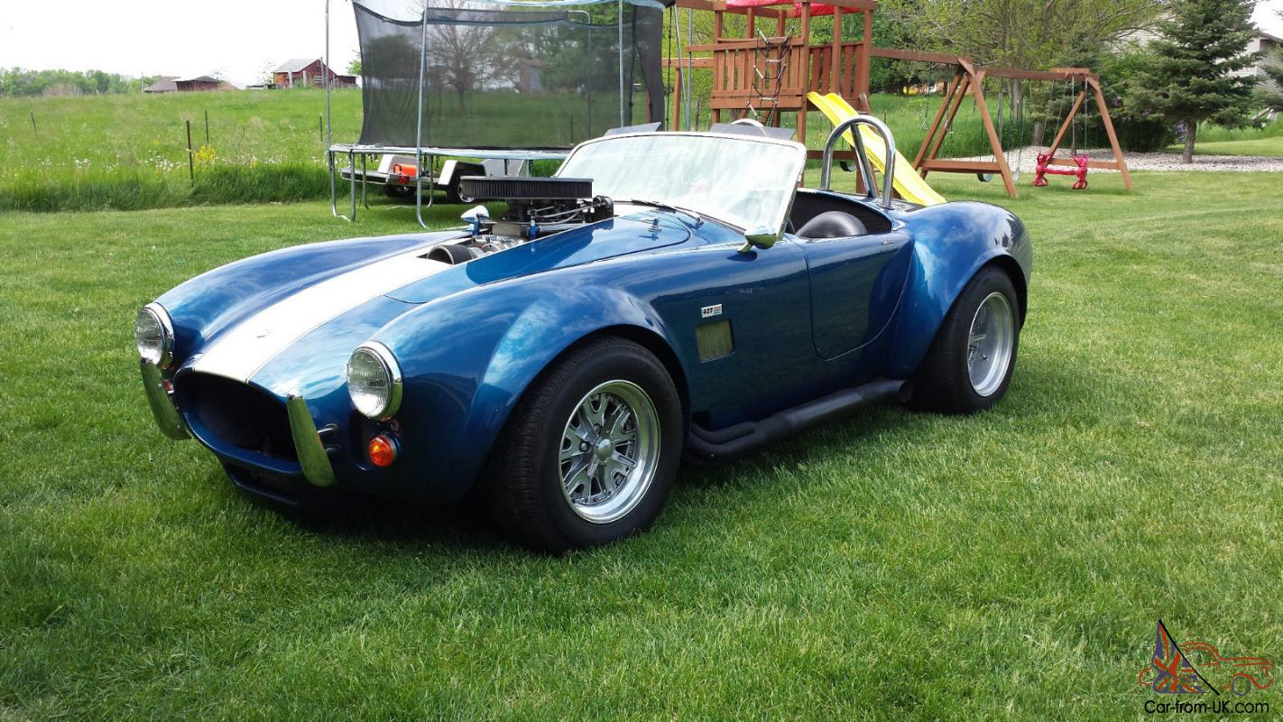 1966 ac cobra blown injected 427 street rod hot rod pro