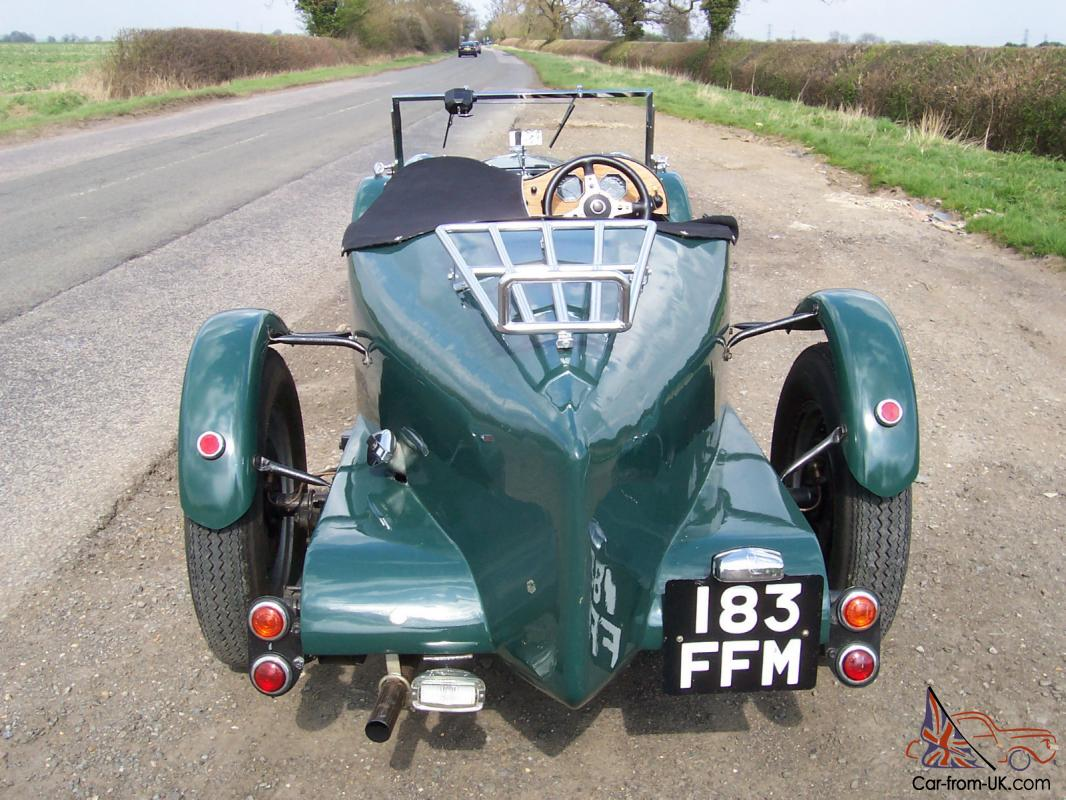 MG xpag engined special