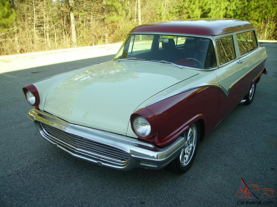 1955 ford ranch wagon rare 2 door wagon built 351 windsor for 1955 ford 2 door