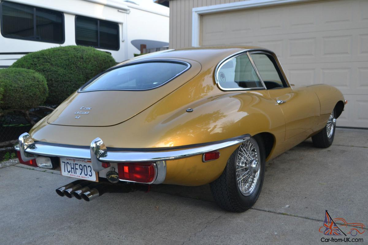 1969 jaguar e type 4 2 xke 2 door coupe very well maintained. Black Bedroom Furniture Sets. Home Design Ideas