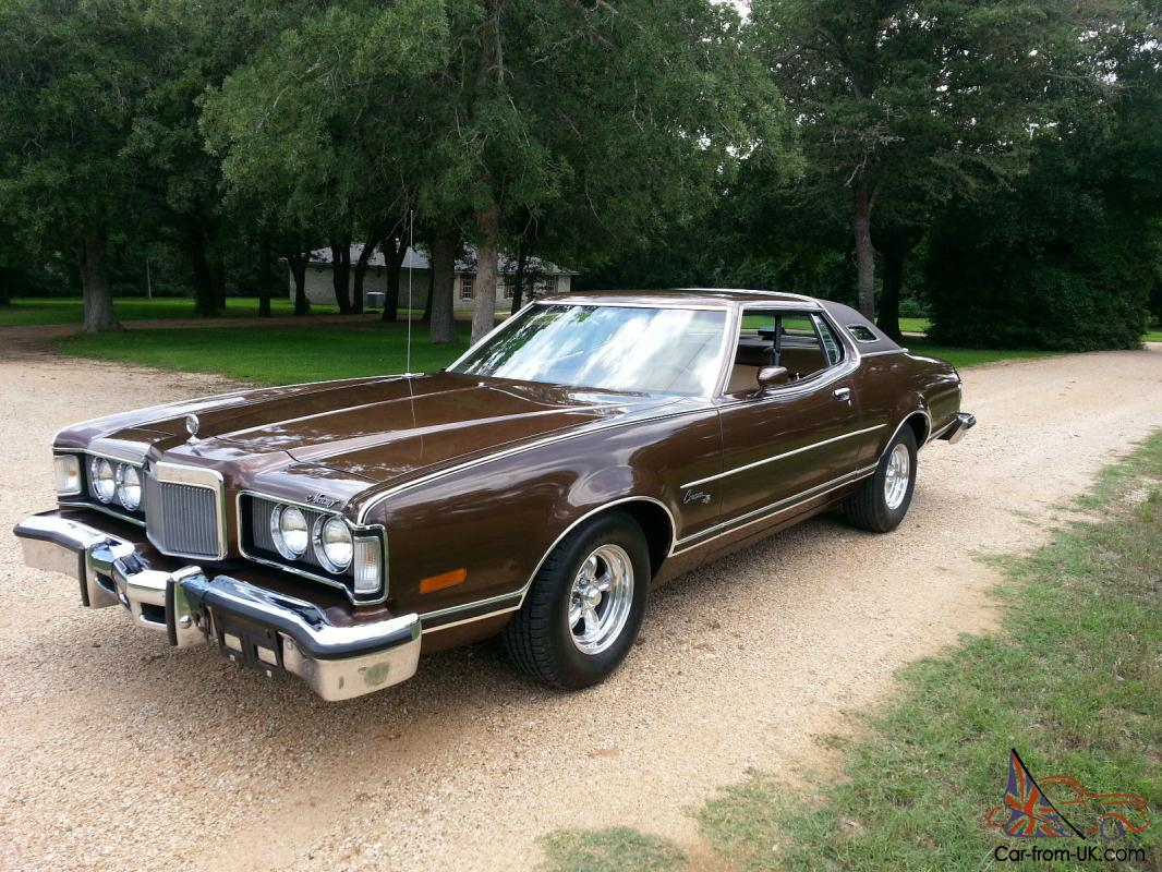 1976 Ford Cougar 1976 Mercury Cougar Mjc Classic Cars