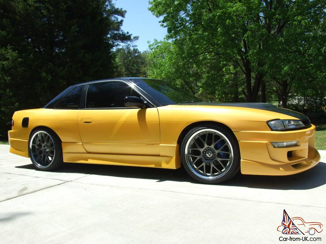 1989 Nissan 240sx Base Coupe 2 Door 2 4l Rhd Turbo Sr 20 Det