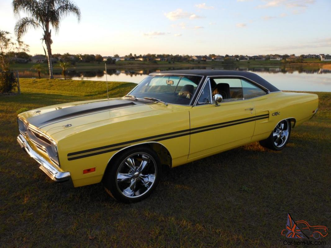 1970 Plymouth Gtx Muscle Car Collector Car