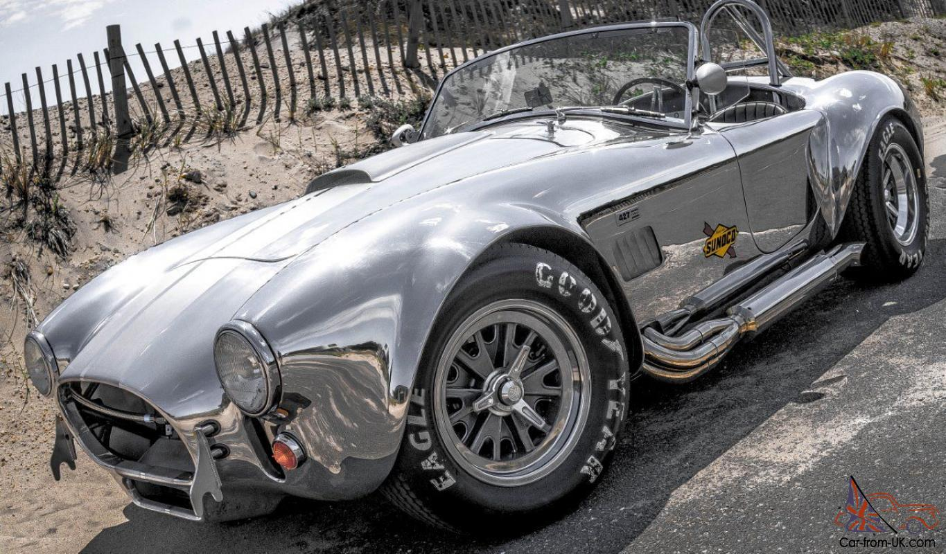 Ac shelby cobra 427 built in 2010 by kirkham