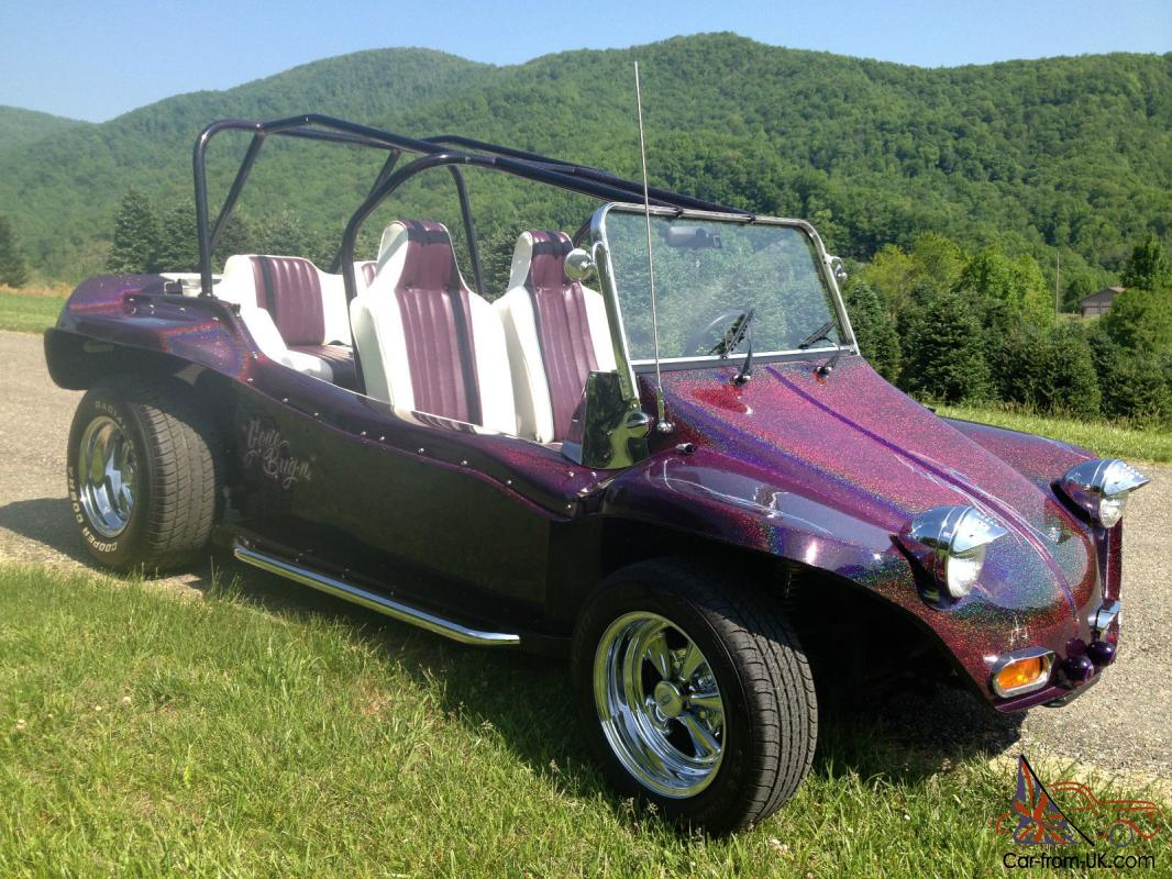 award winning 1972 vw dune buggy 4 seater optional top. Black Bedroom Furniture Sets. Home Design Ideas