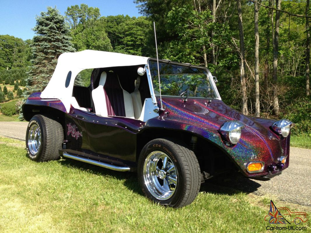 award winning 1972 vw dune buggy 4 seater optional top must see dependable. Black Bedroom Furniture Sets. Home Design Ideas