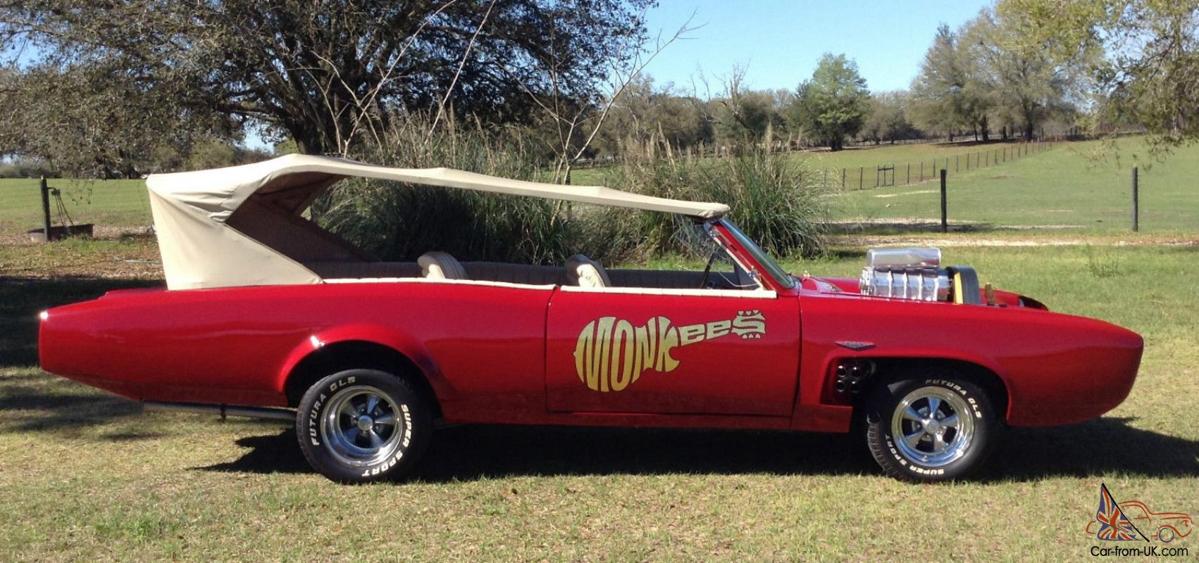 That Iconic Custom Classic Gto The Monkeemobile Styling By Dean