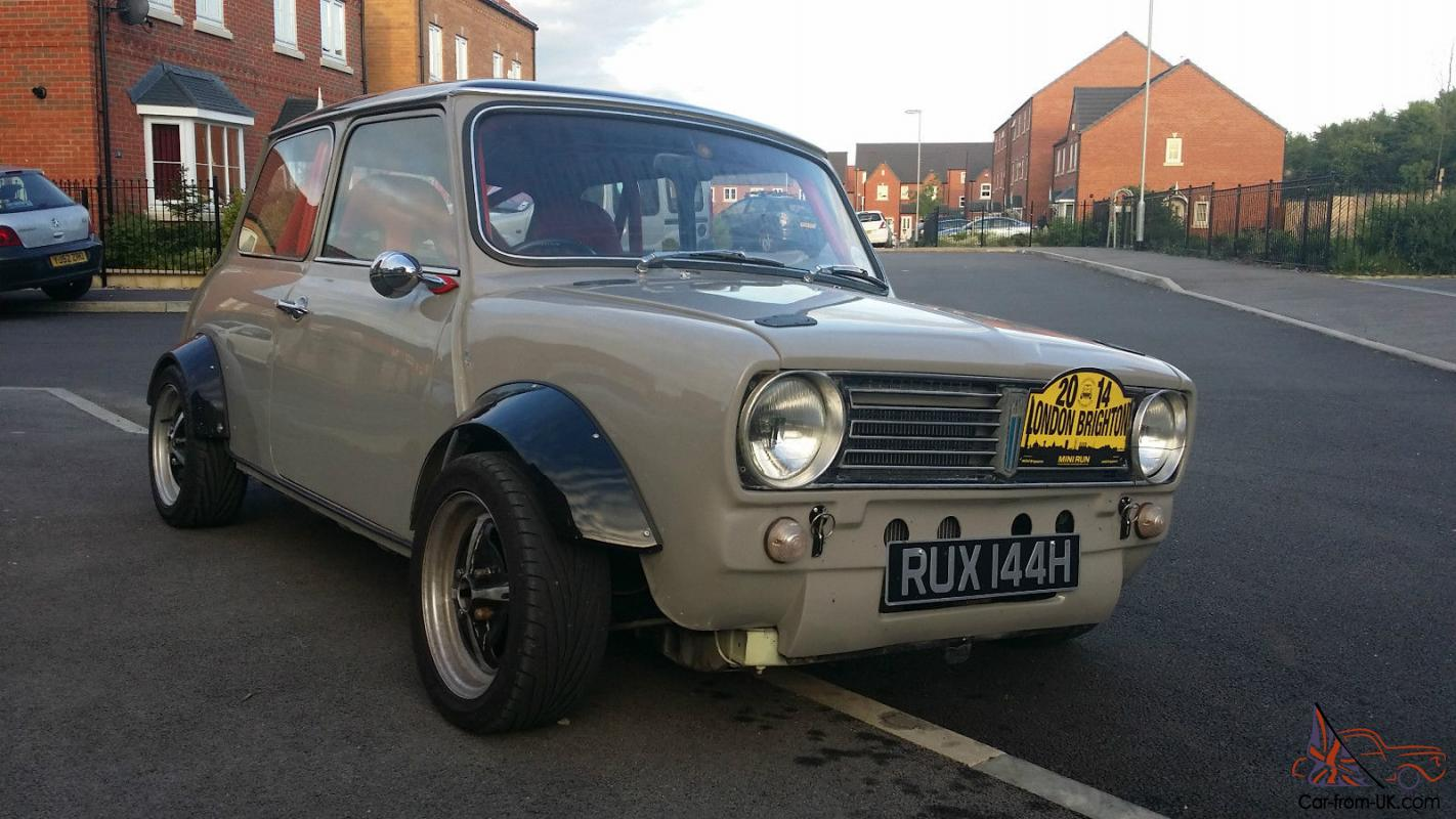 Ultimate Classic Mini Clubman Vtec 1970 Tax Free Very Very Fast