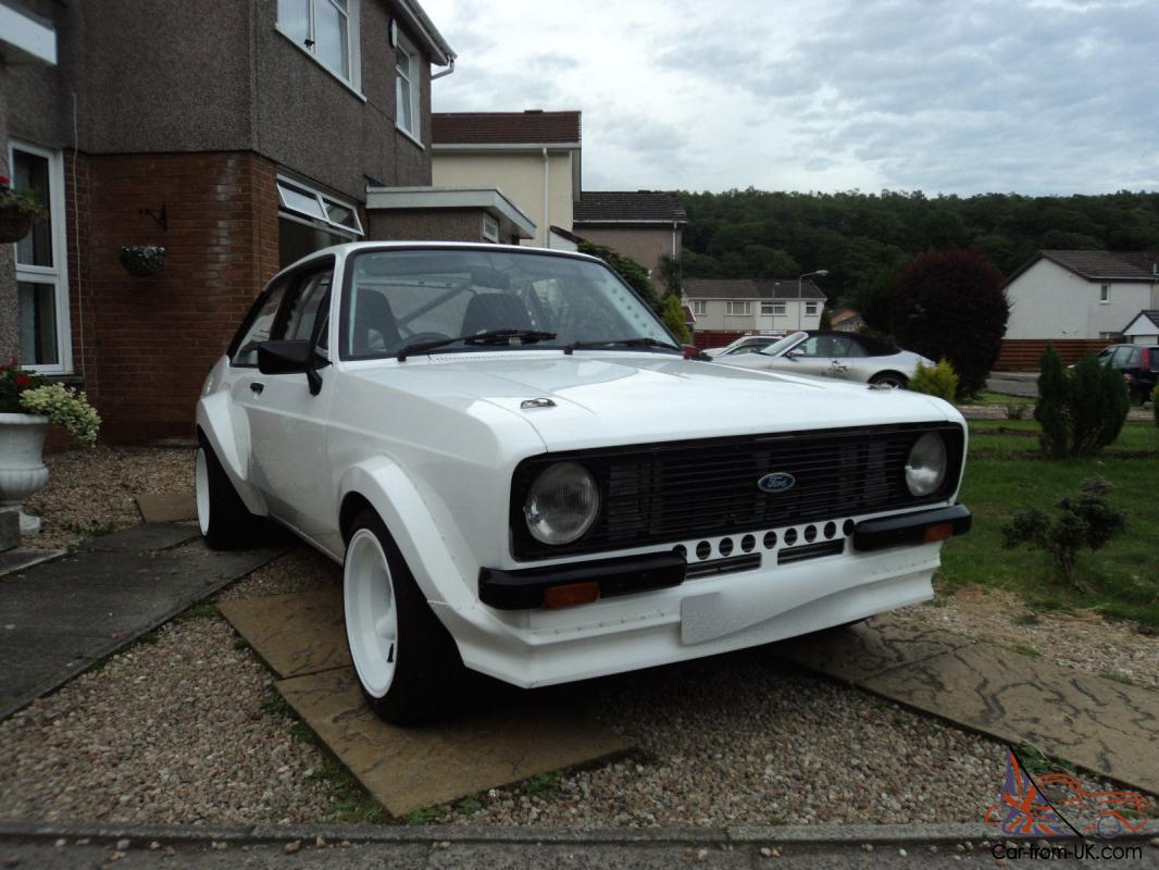 Ford Escort rs2000 Groupe 4