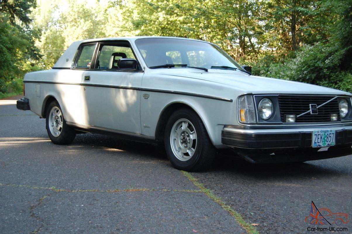 1979 volvo 262c bertone for sale