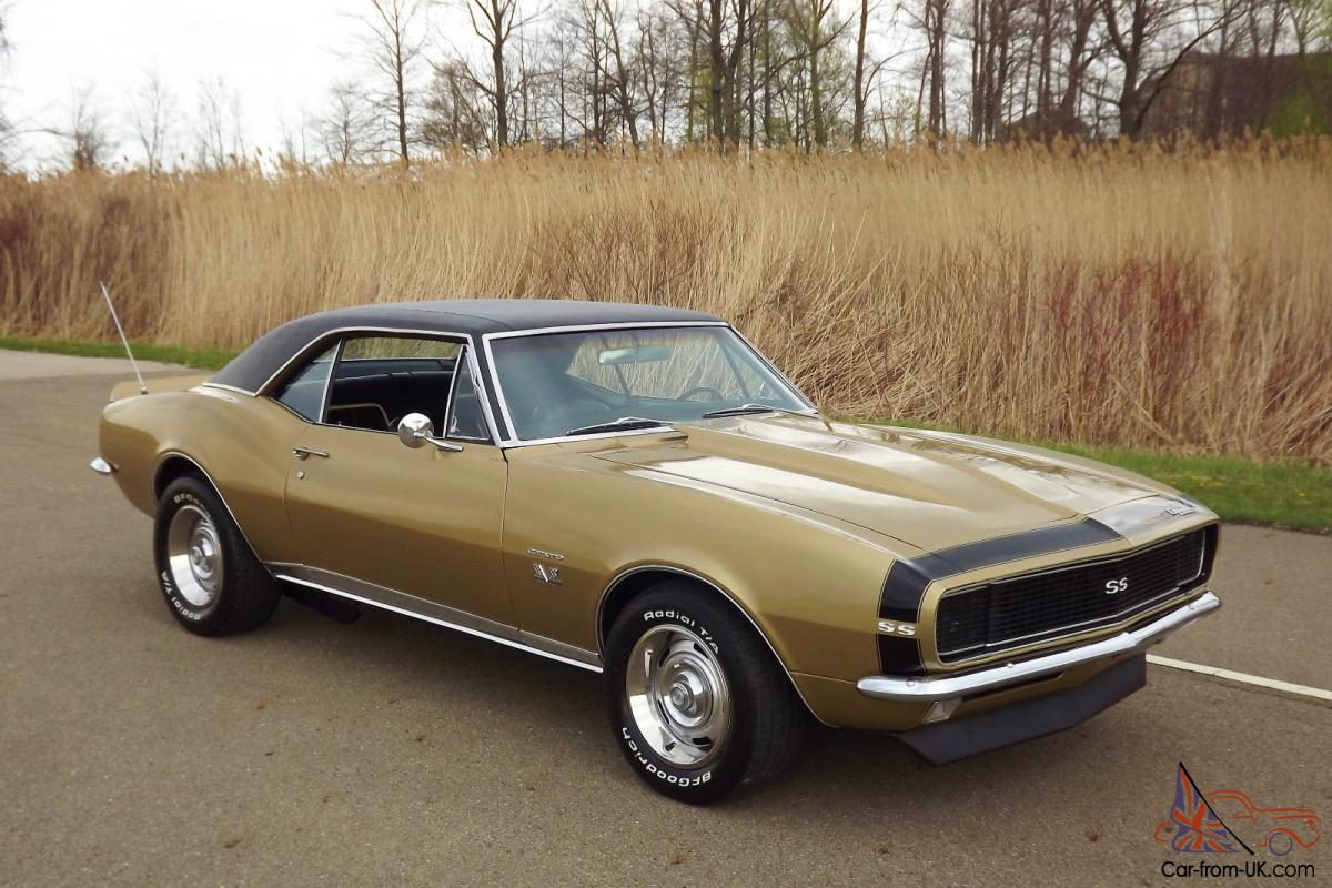 1st Generation Camaros For Sale Ebay Autos Post