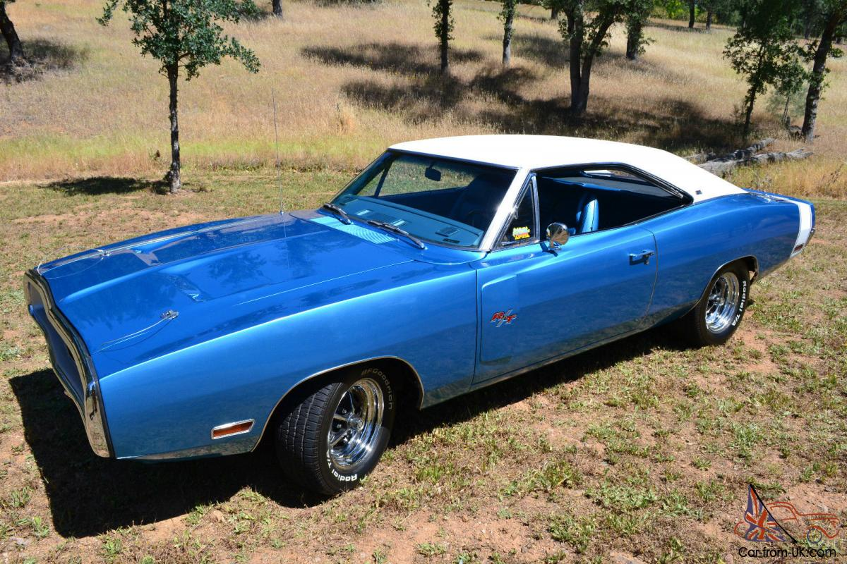 1970 Dodge Charger R/T SE Numbers Matching for sale