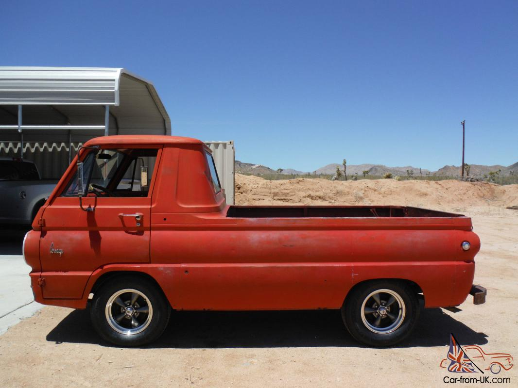 Dodge A100 Pickup For Sale.html | Autos Post