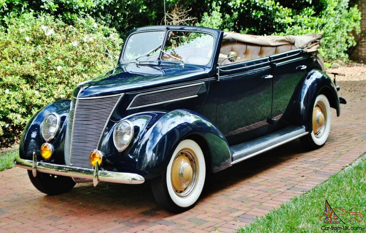 simply gorgeous 37 ford phaeton 4 door convertible dual carb 39 s. Black Bedroom Furniture Sets. Home Design Ideas