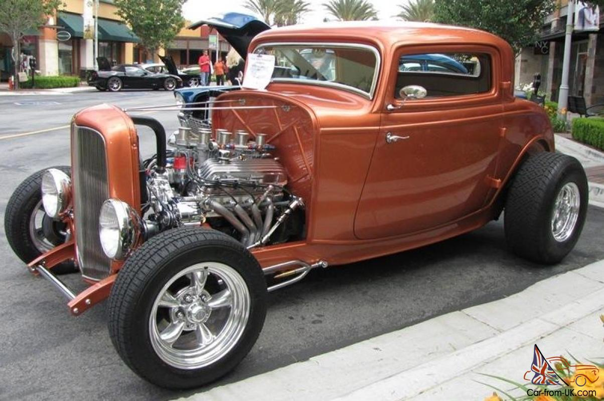 1932 ford 3 window coupe street rod for sale autos post for 1932 three window coupe for sale
