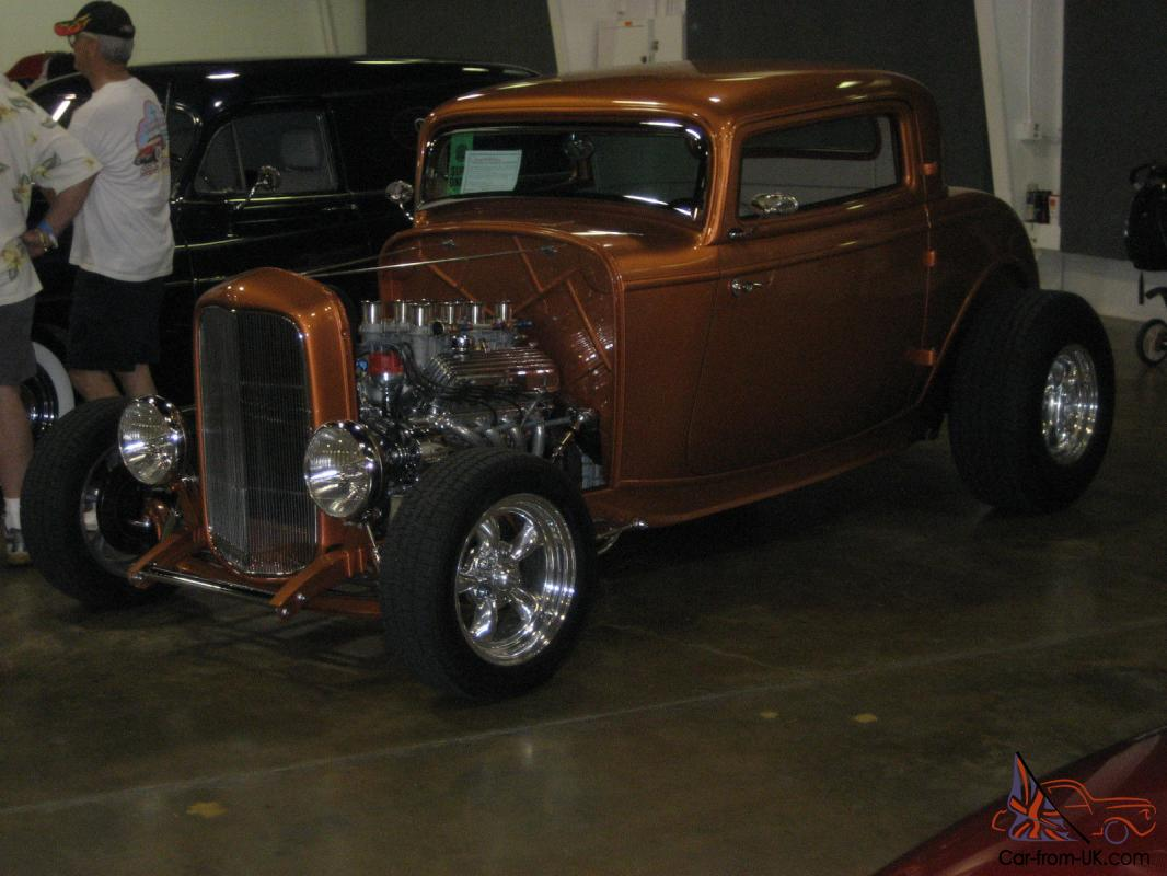 1932 Street Rod Parts : Ford window coupe street rod