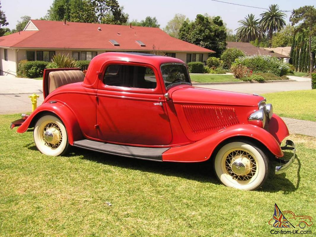 1933 ford three window coupe real deal all henry ford for 1933 3 window coupe