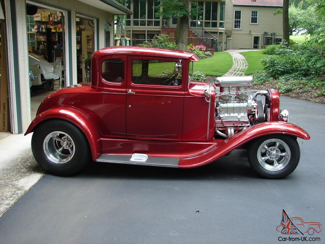 Ford Model A Pro Street Rod