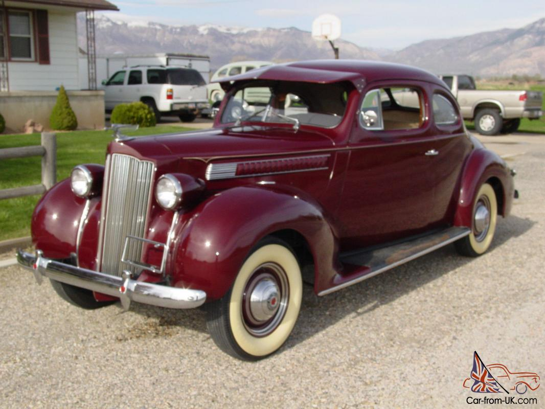 Packard Car For Sale Uk