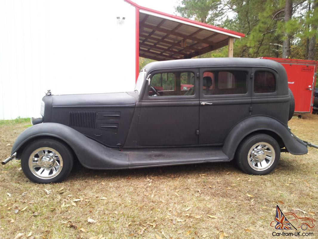 1934 plymouth four door sedan street rod rat rod custom no for 1934 plymouth 2 door sedan