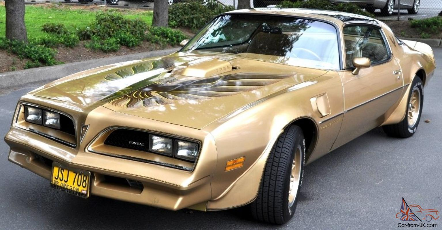 1978 pontiac trans am y88 gold special edition 4 speed manual 53 000 miles. Black Bedroom Furniture Sets. Home Design Ideas