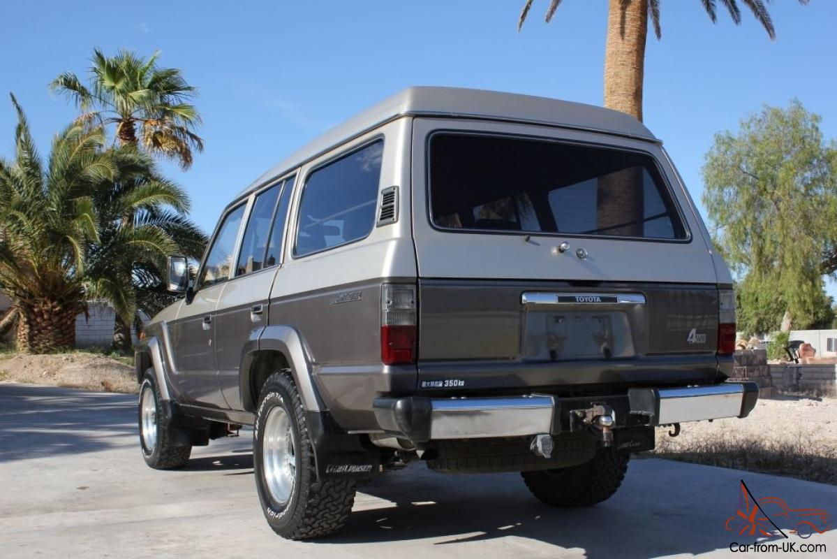 1980 Toyota Land Cruiser 60 Series For Sale ✓ The Amazing