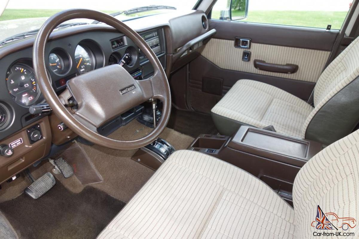 land cruiser 4x4 fj62 adult owned and maintained. Black Bedroom Furniture Sets. Home Design Ideas
