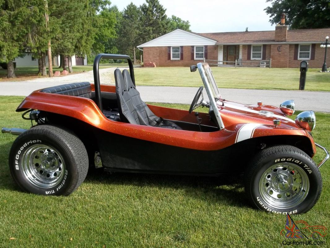 Beautiful Authentic 1974 Volkswagen Powered Meyers Manx