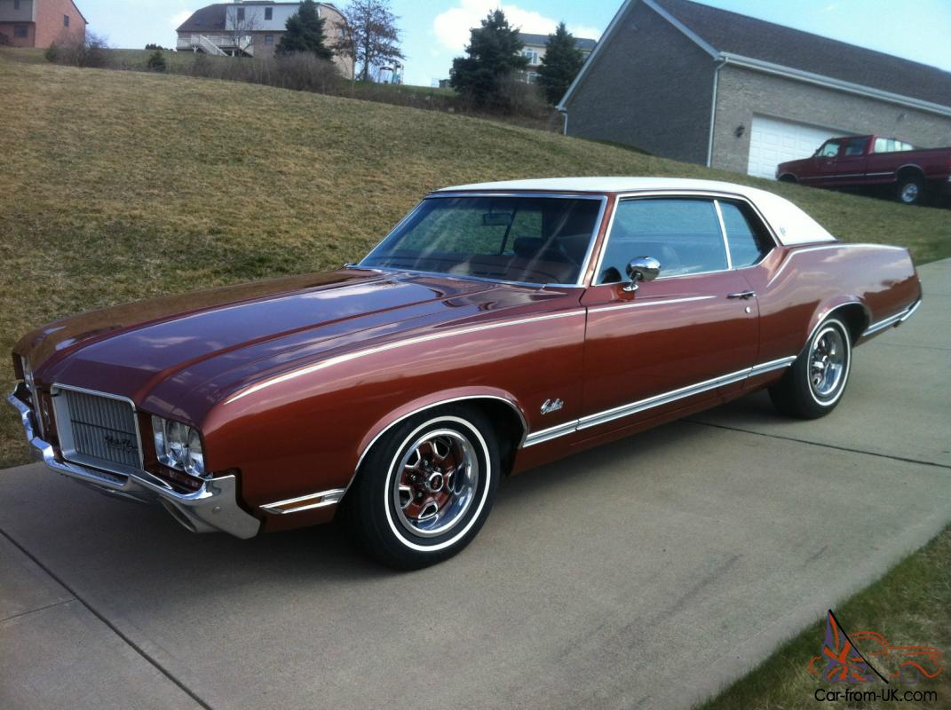 1971 oldsmobile cutlass supreme excellent condition. Black Bedroom Furniture Sets. Home Design Ideas