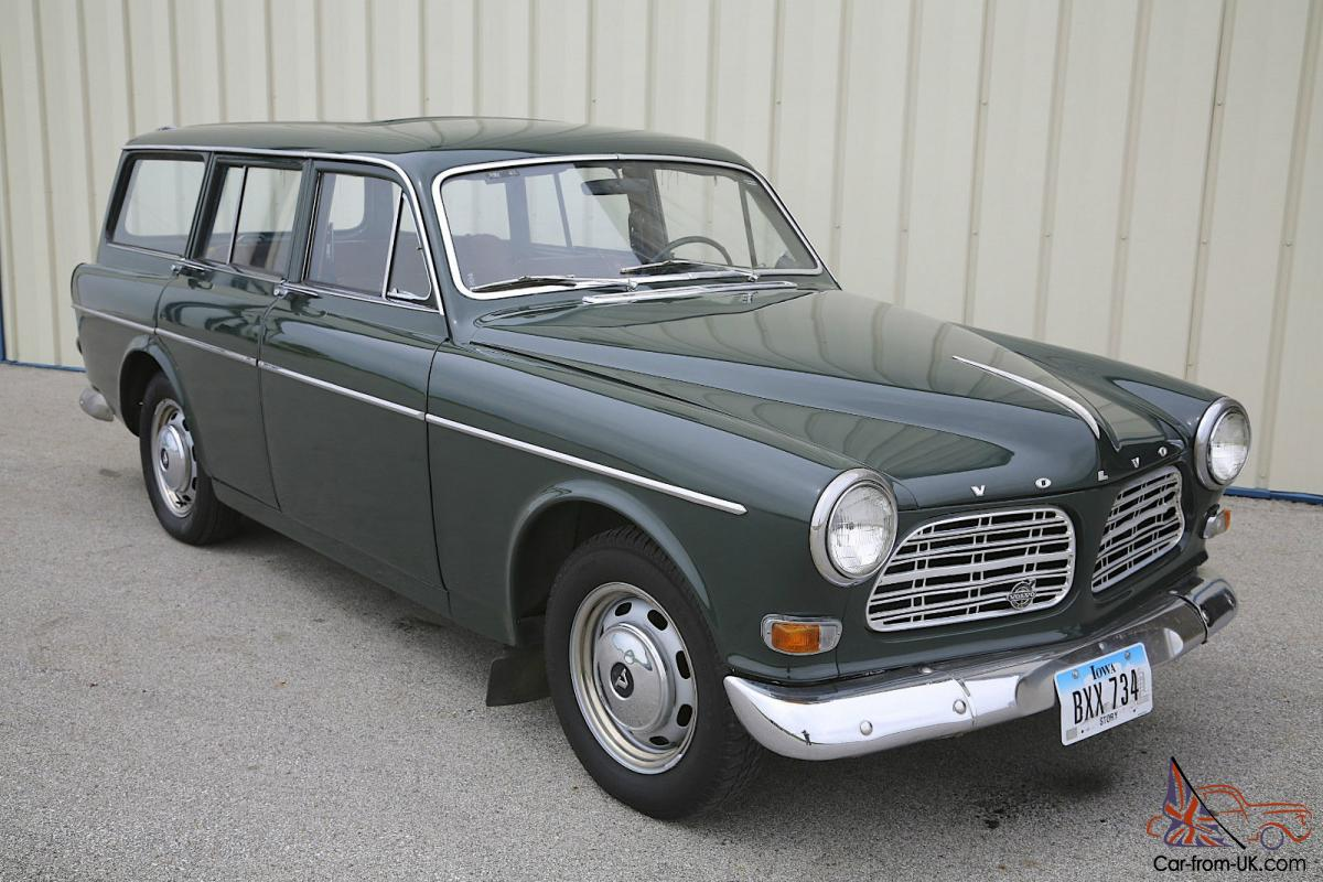 1967 volvo 122s amazon wagon with overdrive. Black Bedroom Furniture Sets. Home Design Ideas