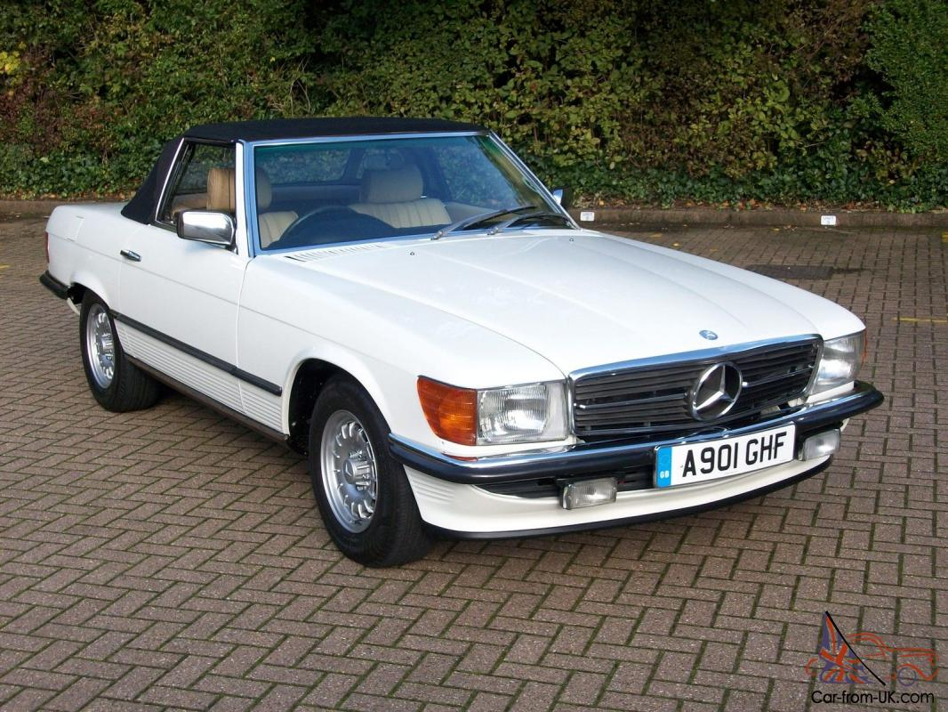 Mercedes benz 280sl 1983 a for Mercedes benz 280sl for sale