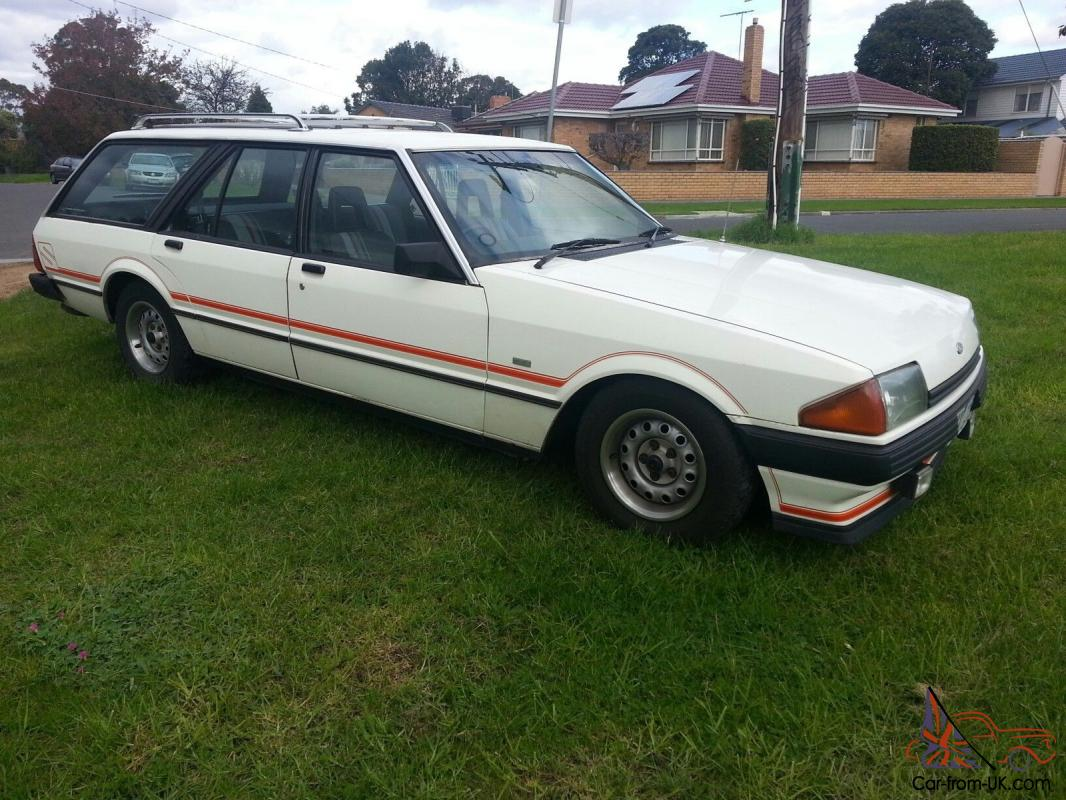Ford xe station wagon in watsonia vic