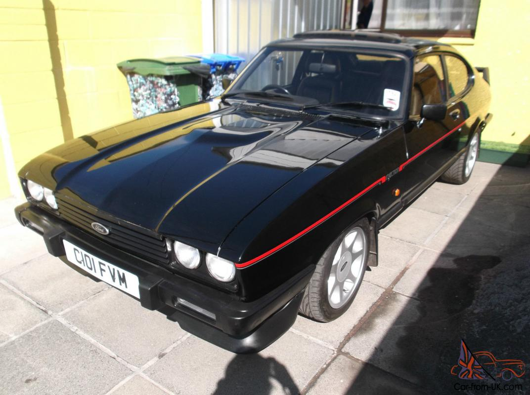 ford capri turbo special. Black Bedroom Furniture Sets. Home Design Ideas