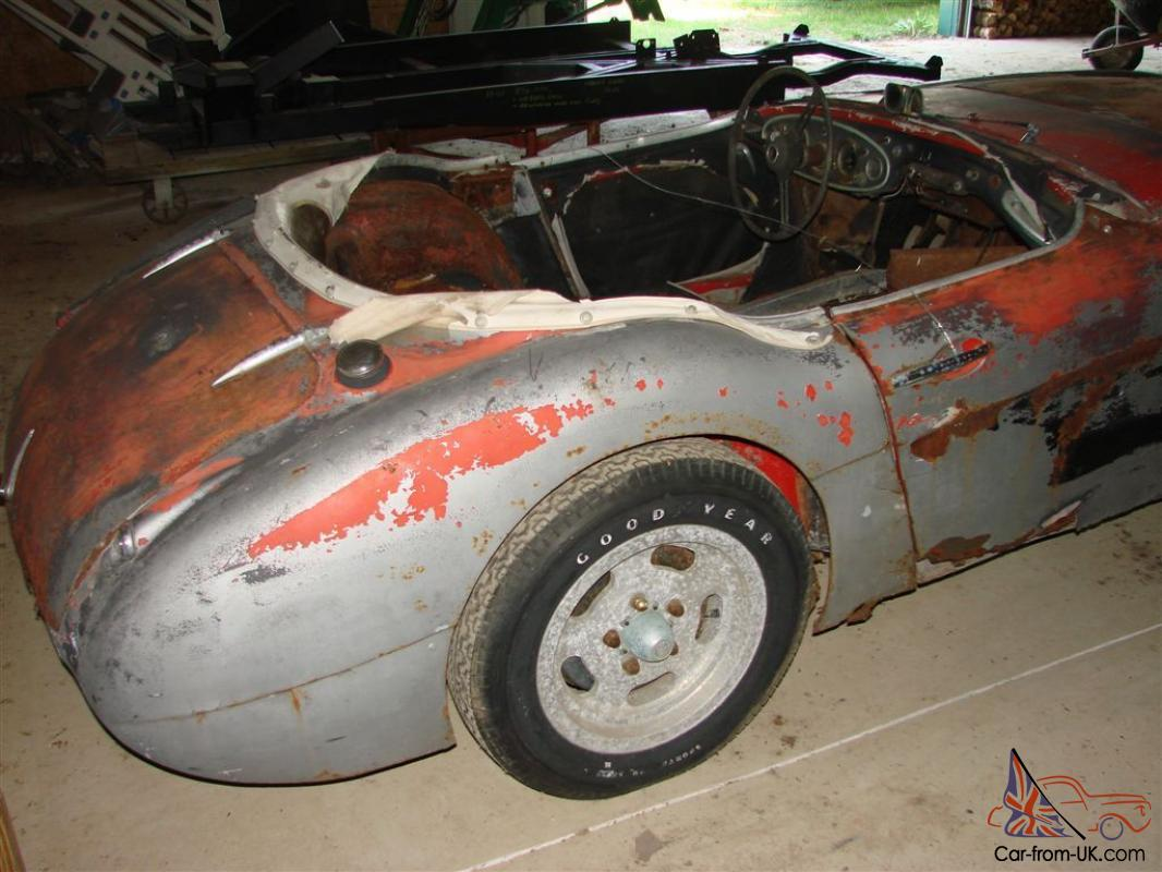 Austin Healey 100-6 BN4 Parts/Project Car NO RESERVE!