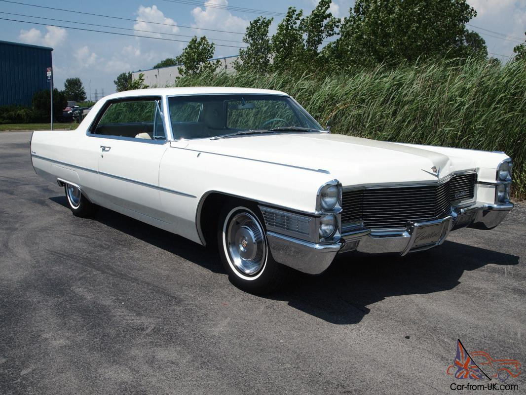 1965 Cadillac Coupe Deville No Reserve