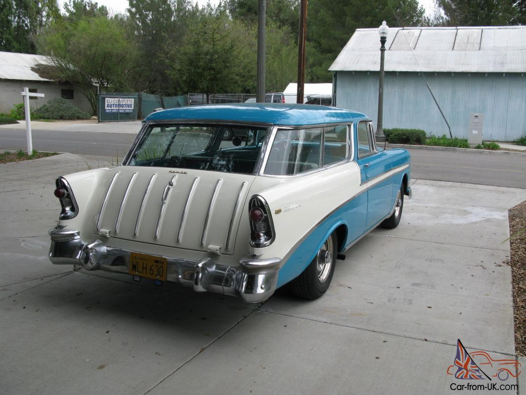 1956 Nomad For Sale Unrestored