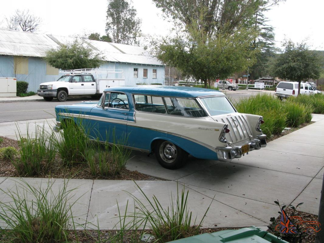 1955 Chevrolet Nomad Unrestored Project Car For Sale: Unrestored Nomads For Sale.html