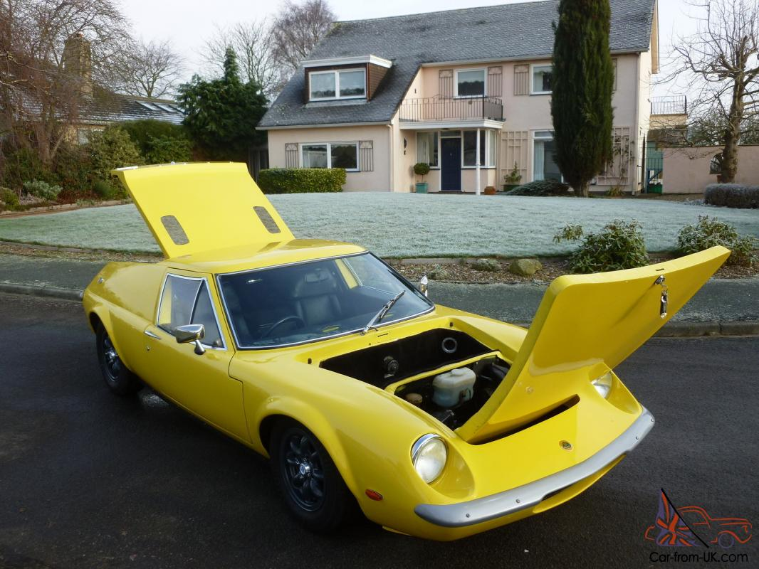 Classic Cars For Sale Lotus Europa