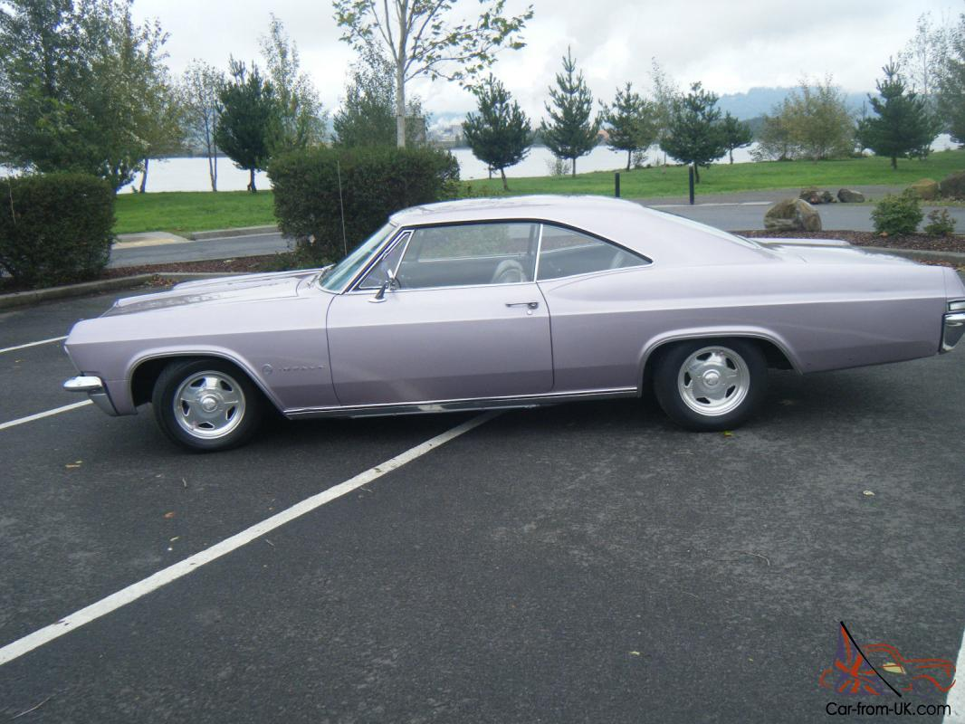 1965 Chevy Impala 2 Door Coupe Photo