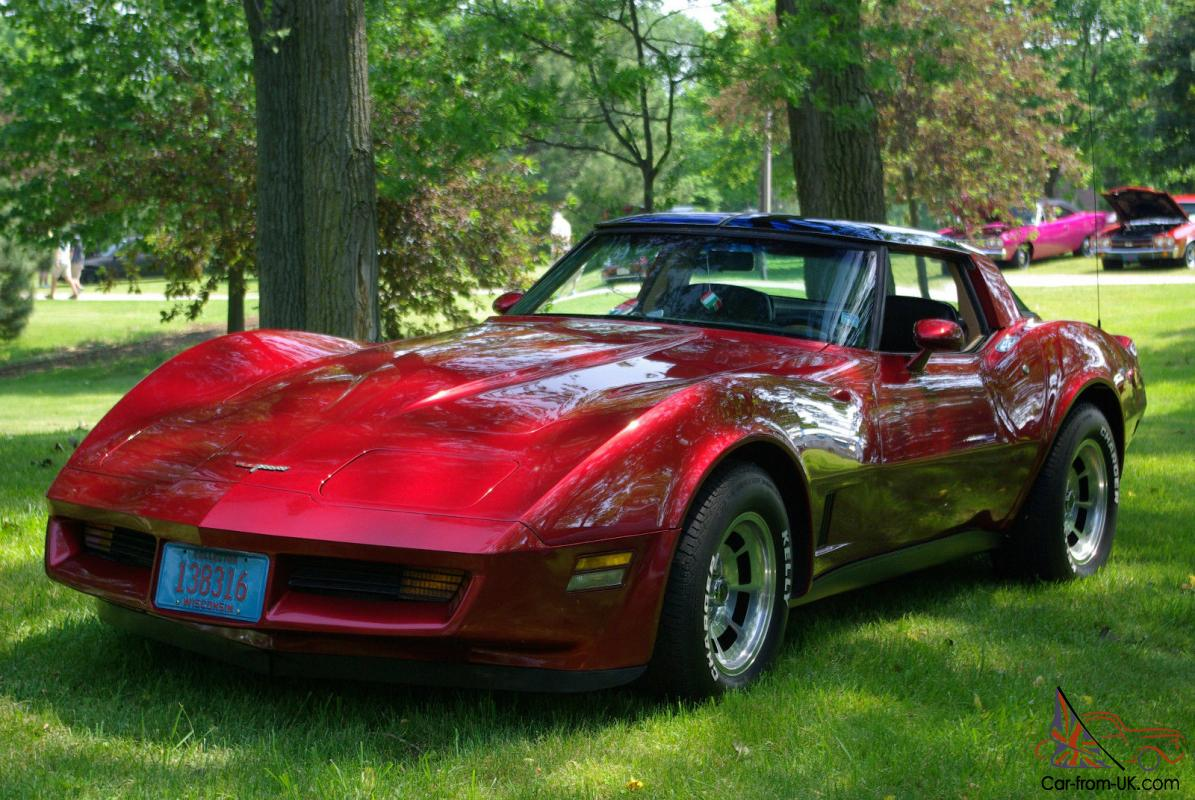 1981 Corvette Beautiful