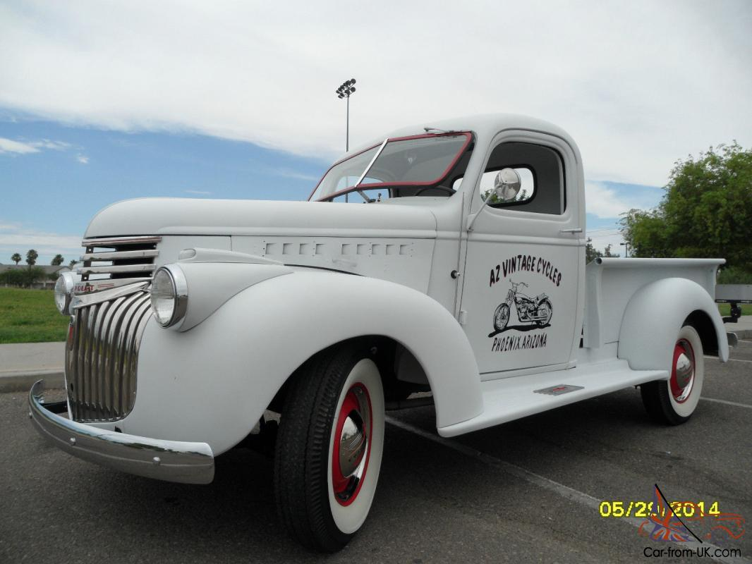 1946 chevy short bed model 3104