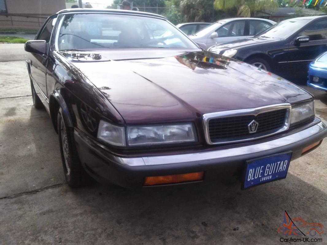 1989 Chrysler Lebaron Manual Wiring Diagrams Array Gtc Coupe 2 Door 5l Rh Car From Uk Com 1995 Owners
