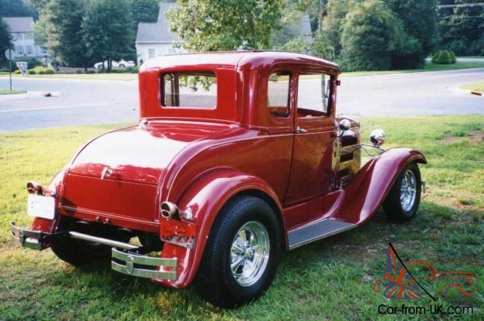 1930 ford model a street rod 5 window coupe for 1930 ford 5 window coupe for sale