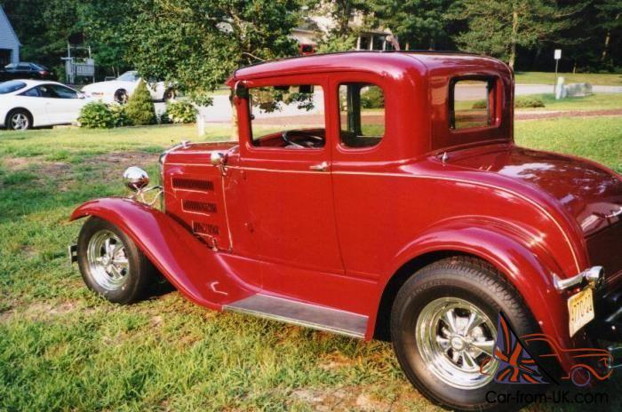 1930 ford model a street rod 5 window coupe for 1930 ford 5 window coupe