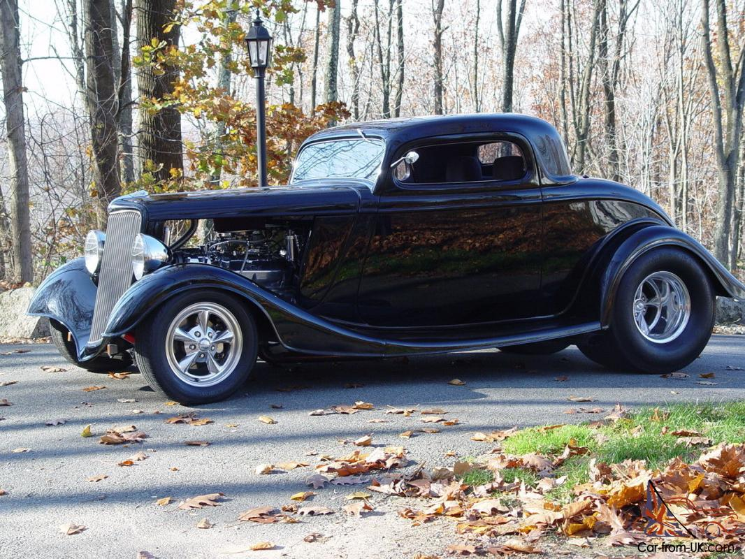 1934 ford 3 window street rod for 1934 ford 3 window